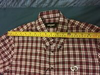 Sale 50% New Summer slim fit / Short Sleeves / Casual Shirt - size  48/50 Italy