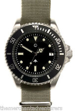 MWC 24 Jewel | 300m | Stainless Steel | Auto Submariners/Divers Watch | Sterile