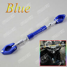 Brand New Hi-Q 7/8″ 22mm Universal Motorcycle Motor Bike Handlebar Brace Blue