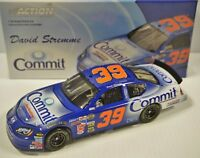 1/24 David Stremme #39 Commit Lozenges 2005 Dodge Action Diecast Car