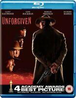Unforgiven [Blu-ray] [1992] [Region Free] [DVD][Region 2]