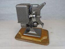 Vintage Kodascope ocho Modelo 70 8mm Proyector De Cine Con Estuche De Madera