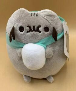 "Camper Pusheen Cat Plush with Marshmallow Pusheen Box Summer 2020 Exclusive 5"""