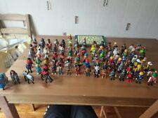 Playmobil figures job lot bundle,105 figures,4 horses