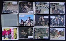 LES CORDES DE LA POTENCE 10 lobby card photo 1973 film WESTERN Wayne