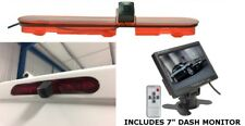 Citroen Dispatch Jumpy Van Reverse Reversing Brake Light Camera and Dash Monitor