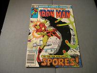 Iron Man #157 (1982 Marvel) Newsstand