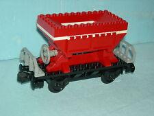 LEGO-Eisenbahn 4564 Waggon mit Schüttvorrichtung !!!