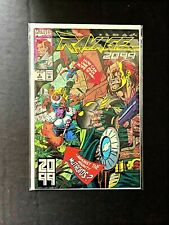 RAVAGE 2099 #4 MARVEL COMICS 1993 VF+