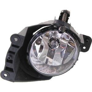 Clear Lens Fog Light For 2012-16 Chevrolet Sonic LH CAPA Plastic Lens w/ Bulb