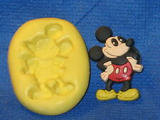 Vintage Mouse Push Mold Fondant Silicone 554 Gum Paste Chocolate Mold Craft