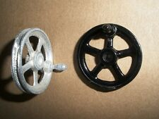 Toy Steam Engine Pulley w/ handle Fleischmann, Wilesco, Manond, Weeden. Jensen