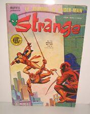 BD STRANGE LUG MENSUEL NUMERO 173 MAI 1984