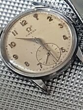 OMEGA WATCH CAL 267 VINTAGE MANUAL WIND WITH SUB DIAL MINT SERVICED