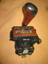 Schaltkulisse Schaltknauf Leder Wurzelholz Mercedes 1292670637 R129 600 500 SL