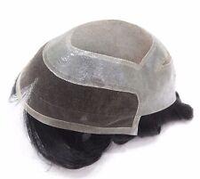 Durable Toupee For Men Lace Front Fine Mono Center Wig Men Natural Noblehairplus