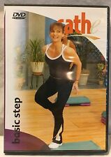 Cathe Friedrich Basic Step workout exercise fitness DVD cardio aerobics