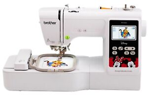 Brother - PE550D - Embroidery Sewing  Machine Including 125 Built-in Designs