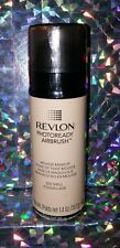 Revlon Photoready Airbrush Mousse Makeup In #020 Shell. 1.4 oz