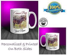 Exmoor Pony Personalised Ceramic Mug: Perfect Gift. (HR10)
