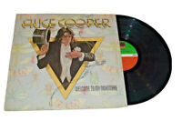 Alice Cooper - Welcome To My Nightmare Vinyl LP (SD 18130) ATLANTIC 1975 Record