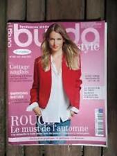 burda style magazine2013