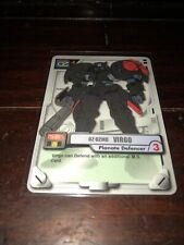 2000 Gundam MS War Trading Card Game Virgo Ms-065 Planate Defencer