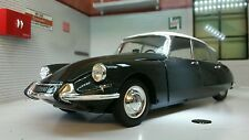 G LGB 1:24 Scale Citroen Leo DS 19 1961 1963 Diecast Detailed Model Black