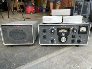 Collins KWM-2 Ham Radio Transceiver & Collins 516F-2 Power Supply