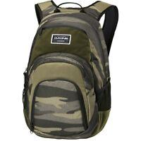 Dakine Campus SM Rucksack 25L Schule Freizeit Backpack Tasche 8130056-FIELDCAMO
