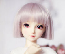 BJD wigs short hair with bangs for 1/3 1/4 1/6 BJD DD Dollfie wigs student wigs