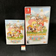 Story of Seasons:Friends of Mineral Town (Nintendo Switch)