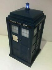 More details for original tested working dr who tardis phone box doctor model light sounds t50