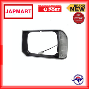 For Daihatsu Charade G10/g20 Headlight Case LH G10/g20 L71-cil-rchd