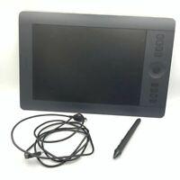 Wacom Intuos Pro PTH-651 BLACK MEDIUM Art Graphics Pen & Touch Tablet PTH-651 K