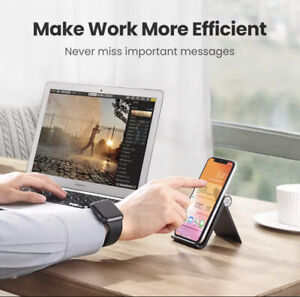 Ugreen Phone Holder Stand Moblie Support Phone For iPhone Xiaomi Samsung Huawei