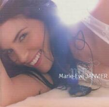 MARIE-EVE JANVIER - MARIE-EVE JANVIER NEW CD