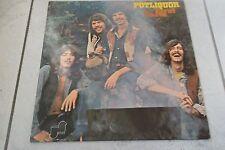 POTLIQUOR  FIRST TASTE LP DUTCH 1971 LAMINATED SLEEVE
