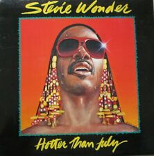 STEVIE WONDER - HOTTER THAN JULY -  LP (ORIGINAL INNERSLEEVE)