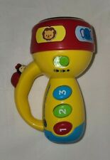 VTech Spin and Learn Color Flashlight Baby Kids Toddler Educational Learning Toy