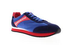 Calvin Klein jerrold логотип 34S0615-BMT мужская синяя повседневная мода кроссовки обувь
