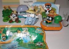 """Komplett Satz """"Baby Looney Tunes"""" 2010 / Boys / Looney Tunes im Dschungel"""