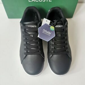 Lacoste Women's Leather Trainers Size 6UK/EU39.5