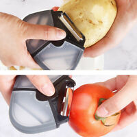 Stainless Steel Vegetable Fruit Peeler Potato Carrot Grater Slicer Cutter Tool