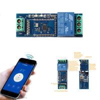 Bluetooth Relaismodul Fernbedienung Schalter 12v IOT Wireless Modul