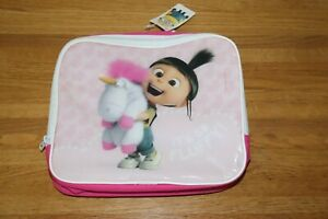 Dispicable me School Lunch Bag