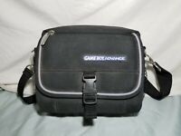Official Nintendo Game Boy Advance Carrying Case GBA Gameboy Travel Bag