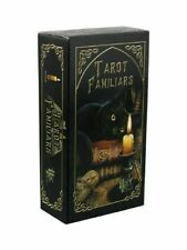 Nice Familiar Tarot Deck Lisa Parker Cards Gothic Fantasy