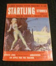 1955 Summer STARTLING STORIES Pulp Magazine v.33 #2 VG 4.0 Skeleton Bones Cover