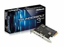 Asrock Add-On Card Model Thunderbolt 3 AIC  Expansion Interface Board